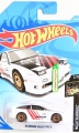 Hot Wheels 2018 Nightburnerz White 96 NISSAN 180SX TYPE X