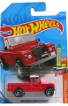 Hot Wheels 2018 LAND ROVER SERIES III PICKUP