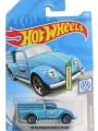 Hot Wheels 2019 Blue 49 VOLKSWAGEN BEETLE PICKUP