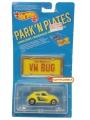 Hot Wheels 1991 Park'n Plates Canadian VW BUG