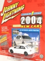 Johnny Lightning 2004 MITSUBISHI LANCER EVOLUTION