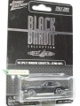 Johnny Lightning Black Bandit '63 SPLIT WINDOW CORVETTE