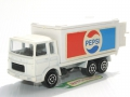 Majorette 1980 Pepsi TRUCK SAVIEM
