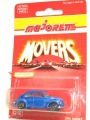 Majorette No. 203 Blue 1302 VW BEETLE
