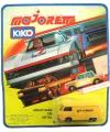 Majorette KIKO Brazilian Post VW FOURGON