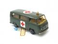Majorette Military Ambulance VW T2 VOLKSWAGEN FOURGON