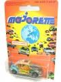 Majorette No. 202 Multi Color CIBIE Rally Car VOLKSWAGEN
