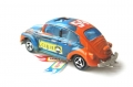 Majorette No. 202 CIBIE Orange Blue VOLKSWAGEN 1302 VW BEETLE