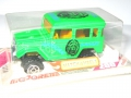 Majorette No. 277 African Safari TOYOTA LAND CRUISER