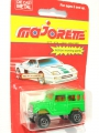 Majorette No. 277 Green 4 x 4 TOYOTA LAND CRUISER