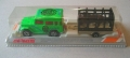Majorette No. 277 African Safari Green TOYOTA LAND CRUISER and T