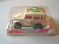 Majorette No. 277 African Safari Red Green TOYOTA LAND CRUISER