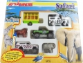 Majorette No. 712 SAFARI Gift Set Incl. Land Rover