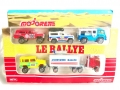 Majorette No. 963 LE RALLYE 5-Pack TOYOTA LAND CRUISER, Etc.