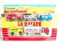 Majorette No. 963 LE RALLYE 5-Pack TOYOTA LAND CRUISER, Etc.