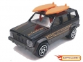 Majorette Surf Boards JEEP CHEROKEE