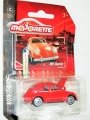 Majorette Vintage Cars Red VW BEETLE