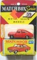 Matchbox 1964 VW Volkswagen 1600 TL