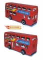 Matchbox 1981 Lesney Superfast LONDON BUS