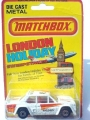 Matchbox 1981 London Holiday FIAT ABARTH