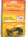 Matchbox 1983 JEEP 4x4