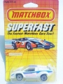 Matchbox 1985 SF17 LAMBORGHINI COUNTACH LP 500S