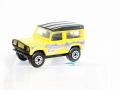 Matchbox 1987 Mountain Trails LAND ROVER DEFENDER 90
