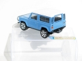 Matchbox 1990 Blue GB LAND ROVER NINETY 90