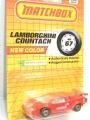 Matchbox 1990 LAMBORGHINI COUNTACH