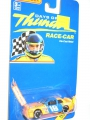 Matchbox 1990 RACE CAR (Orange)