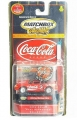 Matchbox 1994 Collectibles Coca-Cola 1994 RED FORD MUSTANG COBRA