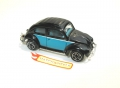 Matchbox 1998 Black Blue 1962 VW BEETLE