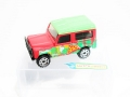 Matchbox 2003 Hero City Pizza LAND ROVER DEFENDER 90
