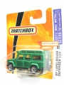 Matchbox 2006 SC 97 LAND ROVER DEFENDER 110