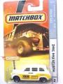 Matchbox 2007 AUSTIN FX4 TAXI