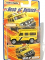 Matchbox 2007 BOB LAND ROVER DEFENDER 110