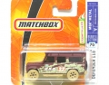 Matchbox 2007 D.E.R. European 1997 LAND ROVER DEFENDER 110
