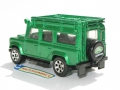 Matchbox 2007 LAND ROVER DEFENDER 110
