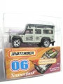 Matchbox 2007 Superfast 97 LAND ROVER DEFENDER 110