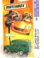 Matchbox 2006 Green LAND ROVER DEFENDER 110