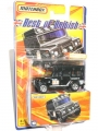 Matchbox 2008 BOB LAND ROVER DEFENDER 110