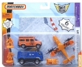 Matchbox 2008 Blizzard Expedition LAND ROVER DEFENDER 110
