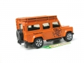 Matchbox 2008 Sky Busters Set LAND ROVER DEFENDER 110