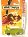 Matchbox 2008 Green VOLKSWAGEN T2 BUS