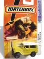 Matchbox 2008 '68 TOYOTA LAND CRUISER (yellow)