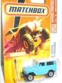Matchbox 2008 '68 TOYOTA LAND CRUISER (blue)
