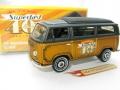 Matchbox 2009 40th Anniversary Superfast 70 VOLKSWAGEN T2 BUS