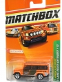 Matchbox 2009 Explorers LAND ROVER DEFENDER 110