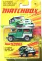 Matchbox 2009 Lesney Edition '68 TOYOTA LAND CRUISER (FJ40)