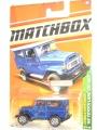 Matchbox 2010 Jungle Explorers 1968 TOYOTA LAND CRUISER